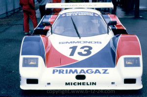Courage Porsche C20_1987 Monza 1000_Courage Regout Gouhier copia