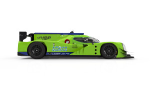 LIGIER JSP2 KrohnRacing SIDE