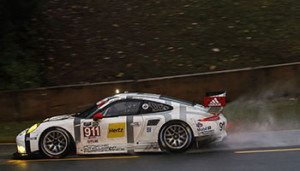 1-3 October, 2015, Braselton, Georgia USA , 911, Porsche, 911 RSR, GTLM, Nick Tandy, Patrick Pilet ©2015, Michael L. Levitt LAT Photo USA